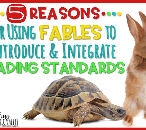 Using Fables to Teach Reading Standards
